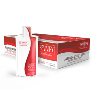 Revivify Liquid Fruit Blend Gel Pouches